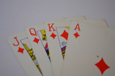 509-playing-cards-good-luck - Public Domain Pictures