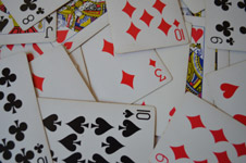 510-playing-cards-random - Public Domain Pictures