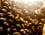 Coffee Beans Closeup - Public Domain Pictures