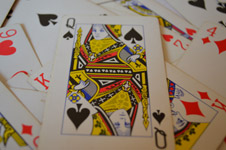 514-queen-of-spades - Public Domain Pictures