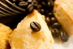 Coffee Beans Biscuits - Public Domain Pictures
