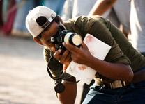 Camera Photographer - Public Domain Pictures