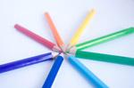 Color Pencils - Public Domain Pictures