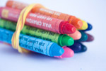 Crayons Colors Kids - Public Domain Pictures