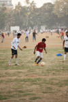 Football Street India - Public Domain Pictures