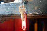 Keys Hanging - Public Domain Pictures
