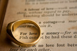Love Or Money Phrase - Public Domain Pictures