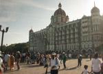 Mumbai Taj Hotel - Public Domain Pictures