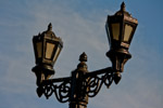 Ornate Street Lamps - Public Domain Pictures