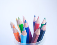Pencils Colors Kids - Public Domain Pictures