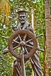 Sailor Statue - Public Domain Pictures