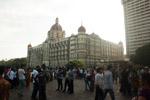 Taj Hotel In Mumbai - Public Domain Pictures
