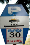 Taxi Stand Sign - Public Domain Pictures