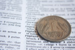 Indian Rupee Dictionary - Public Domain Pictures