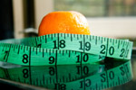 Measure Tape Orange Diet - Public Domain Pictures