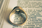 Ring Dictionary Engagement - Public Domain Pictures