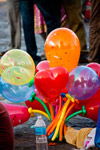 Balloon Seller - Public Domain Pictures