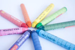 Color Crayons - Public Domain Pictures