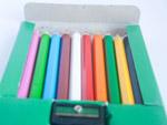 Color Pencils Box - Public Domain Pictures