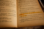 English Phrases Old Book - Public Domain Pictures
