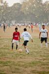 Football Soccer Garden - Public Domain Pictures