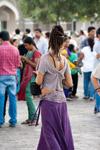 Hippy Woman - Public Domain Pictures