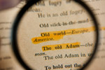 Phrases Magnified - Public Domain Pictures