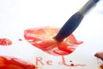 Red Paint - Public Domain Pictures