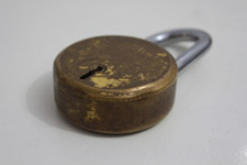 Old Lock - Public Domain Pictures