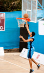 Basketball Jump - Public Domain Pictures