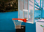 Basketball Net - Public Domain Pictures