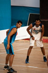 Basketball Players Game - Public Domain Pictures