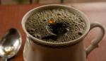 Bubbles On Tea Cup - Public Domain Pictures