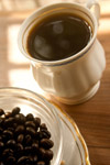 Coffee Beans Dish Cup - Public Domain Pictures