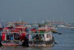 Boats On Yard Mumbai - Public Domain Pictures