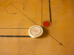 Carrom Game Striker - Public Domain Pictures