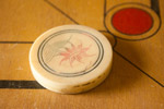 Carrom Striker Closeup - Public Domain Pictures