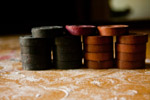 Stack Of Coins Carrom - Public Domain Pictures