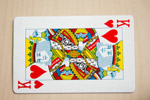 King Of Hearts - Public Domain Pictures