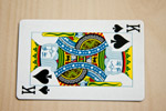 King Of Spades - Public Domain Pictures