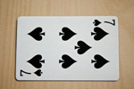 Seven Of Spades - Public Domain Pictures