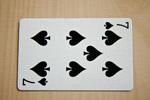 Seven Of Spades - Public Domain Pictures