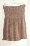 Brownish Girls Dress - Public Domain Pictures