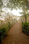 Slope Pathway In Garden - Public Domain Pictures