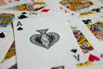 Ace Of Spade Cards - Public Domain Pictures