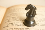 Dark Horse Dictionary - Public Domain Pictures