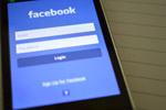 Facebook Login Phone - Public Domain Pictures