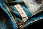 Jeans Zip Closeup - Public Domain Pictures