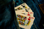 King Cards In Pocket - Public Domain Pictures