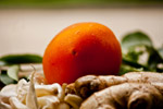 Tomato Closeup - Public Domain Pictures